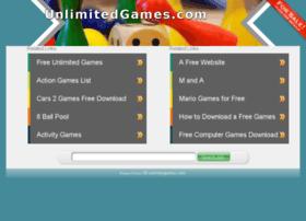 unlimitedgames.com