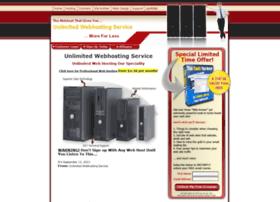 unlimitedwebhostingservice.com