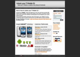 unlock-tmobileg1.com