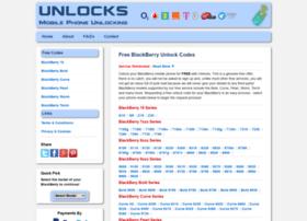 unlockblackberryfree.co.uk