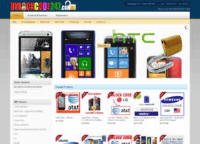 unlockcode247.com