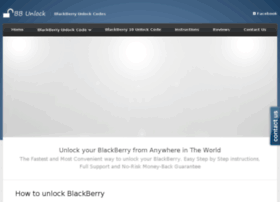 unlockcodeforblackberry.com