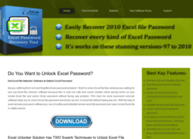 unlockexcelpassword.excel2010passwordrecovery.com