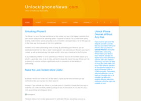 unlockiphonenews.com