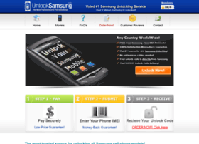 unlocksamsung.com
