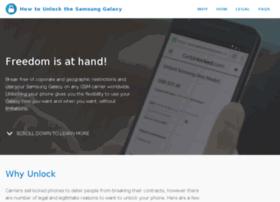 unlocksamsunggalaxy.com