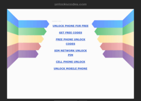 unlockscodes.com