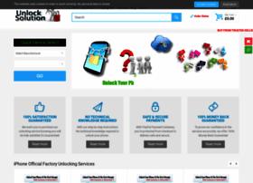 unlocksolution.com