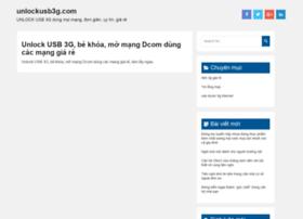 unlockusb3g.com