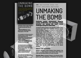 unmakingthebomb.com