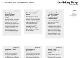unmakingthings.rca.ac.uk