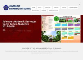 unmuh-kupang.ac.id
