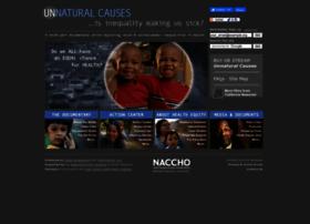 unnaturalcauses.org