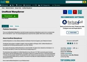 unofficial-wampserver.soft112.com