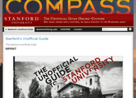 unofficial.stanford.edu
