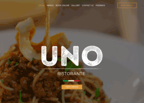 unoristorante.co.uk