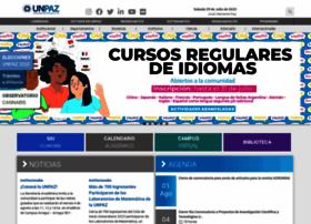 unpaz.edu.ar