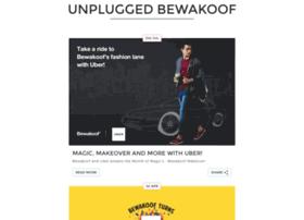 unplugged.bewakoof.com