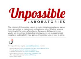 unpossiblelabs.com