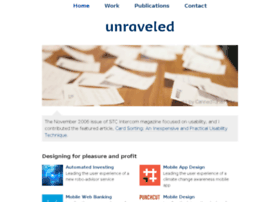 unraveled.com
