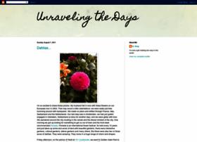 unravelingthedays.blogspot.com