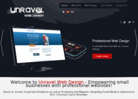 unravelwebdesign.com