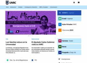 unrc.edu.ar