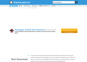 unreal-tournament-3.programas-gratis.net