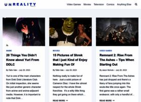 unrealitymag.com