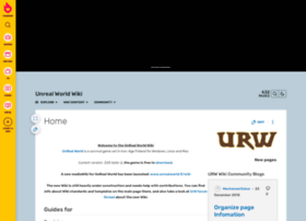 unrealworld.wikia.com