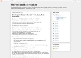 unreasonablerocket.blogspot.com