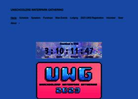 unschoolerswaterparkgathering.com