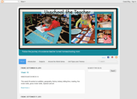 unschooltheteacher.blogspot.com
