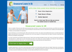 unsecuredloansinuk.org.uk
