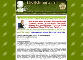 unselfishcontactor.com