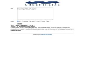 unserialize.com