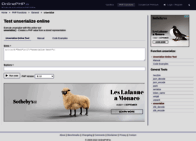 unserialize.onlinephpfunctions.com