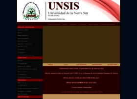 unsis.edu.mx