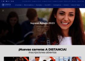 unsta.edu.ar
