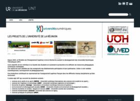 unt.univ-reunion.fr