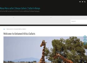 untamedafricasafaris.com
