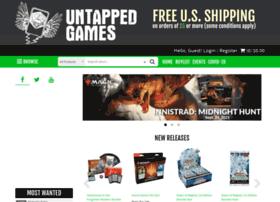 untappedgames.com