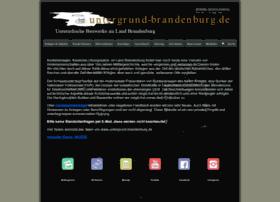 untergrund-brandenburg.de