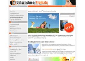 unternehmerprofil.de
