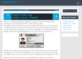 unthinkableindia.com