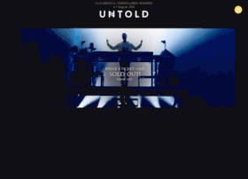 untoldfestival.com