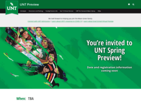 untpreview.unt.edu