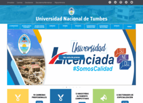 untumbes.edu.pe