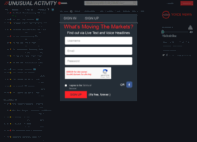 unusualactivity.net