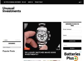 unusualinvestments.com